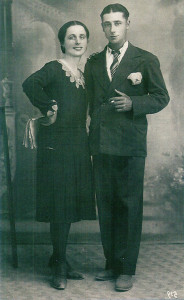 Otello e Stella Rustichelli i fondatori della Stellatex